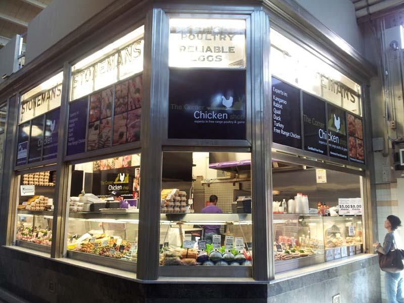 The Corner Chicken Shop