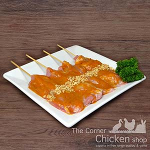 Buy Chicken Satay Thigh Fillets Melbourne
