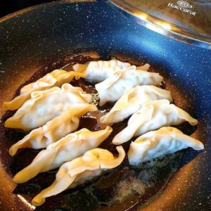 Chicken dumplings
